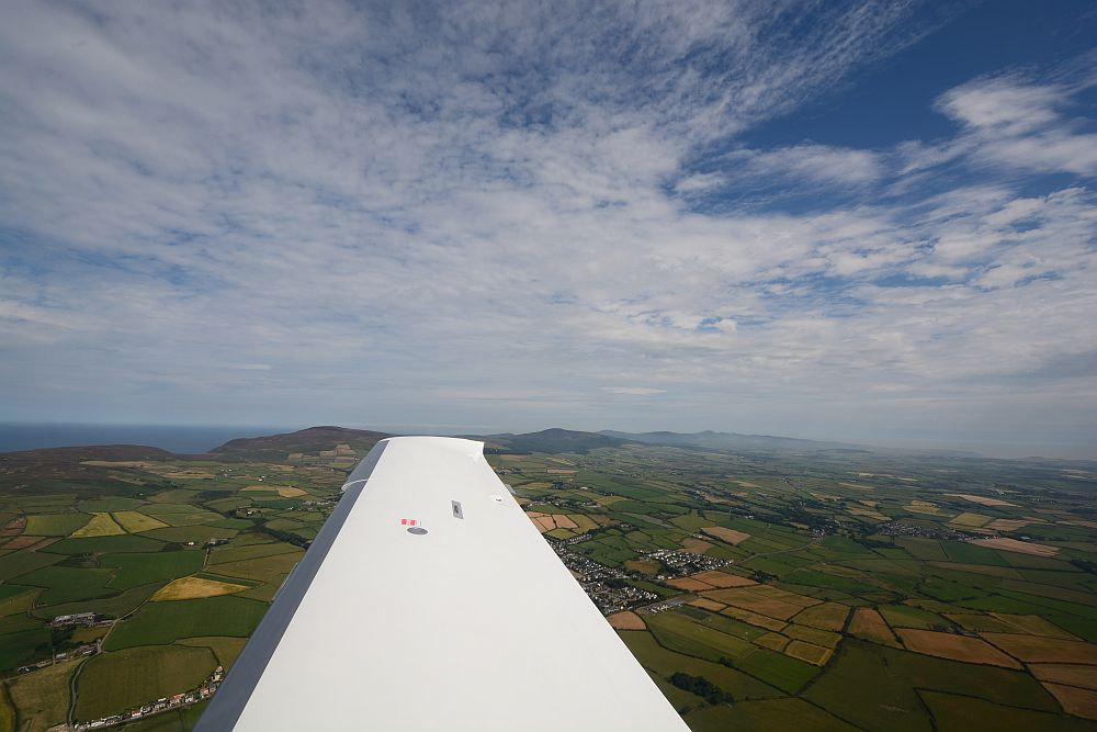 Flug Isle Of Man